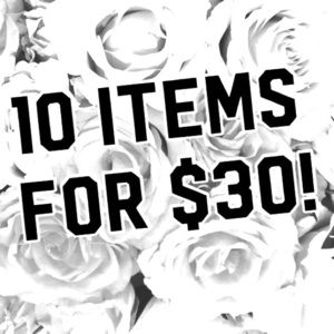 Choose 10 under $15 or choose the mystery box